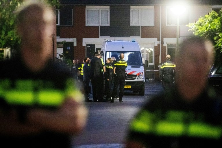 3 killed, including 2 children, in shooting in Dutch city