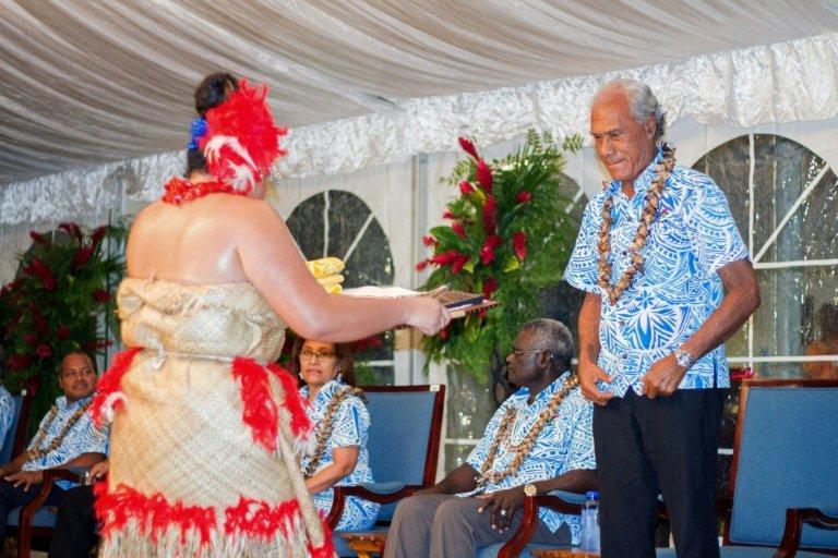 Tonga's Prime Minister Akilisi Pohiva dies aged 78