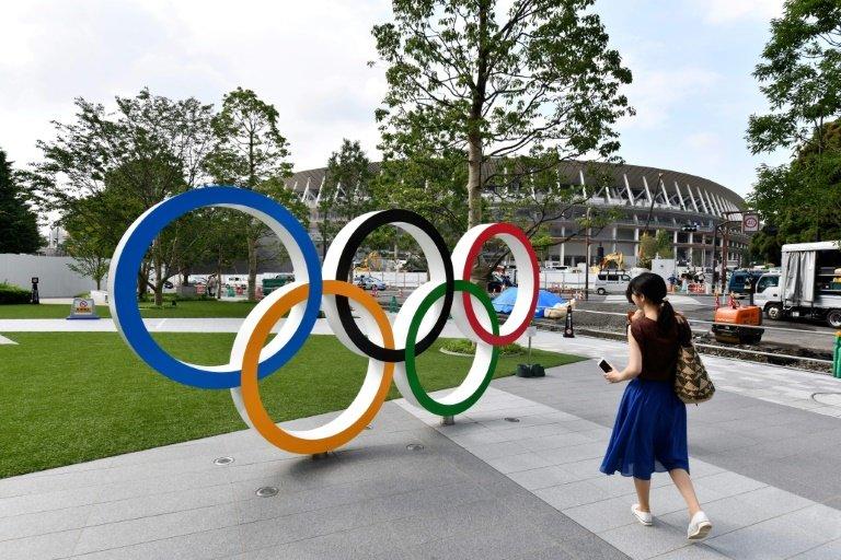Tokyo Olympics organisers trial slush machines to beat summer heat