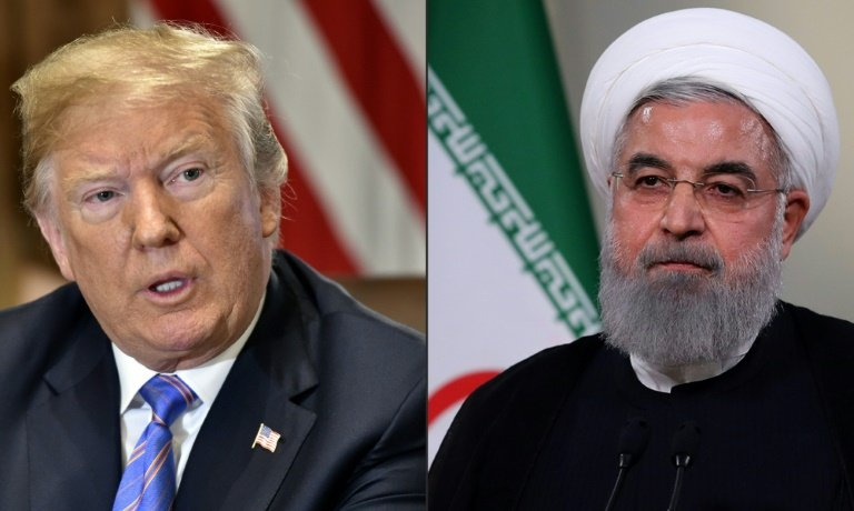 Iran Says Trump-Rouhani Meeting At UN Not On Agenda