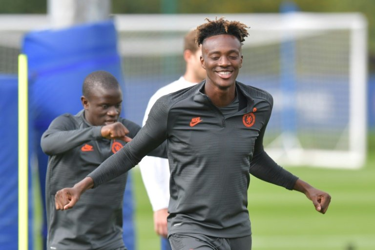 Lampard says 'time is right' for Chelsea's young gun Abraham