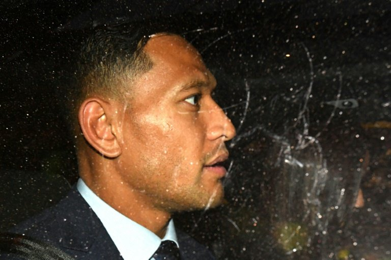 Havili backs Folau's Tonga return bid amid uncertainty