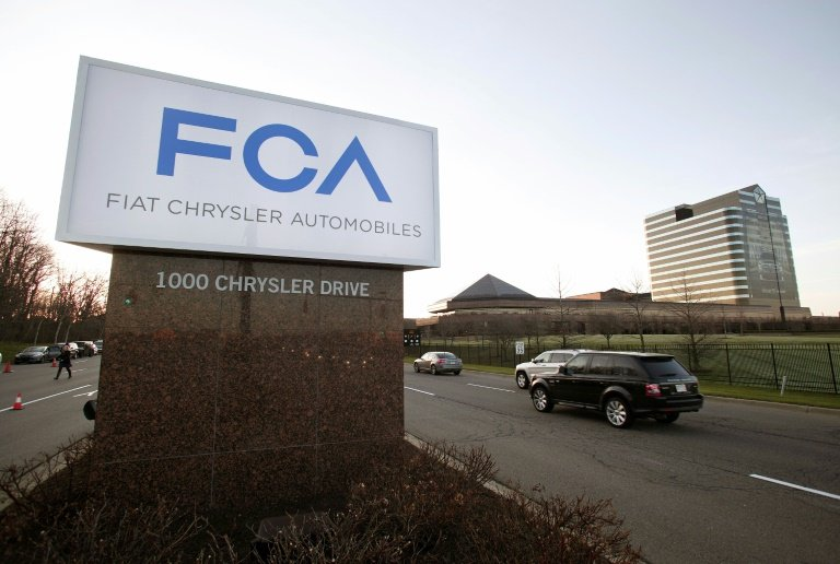 Fiat Chrysler to pay $40 mn fine for misleading sales figures