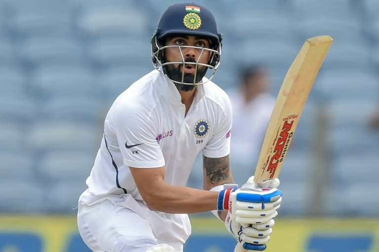 Kohli hot on Smith's heels as India eye clean sweep