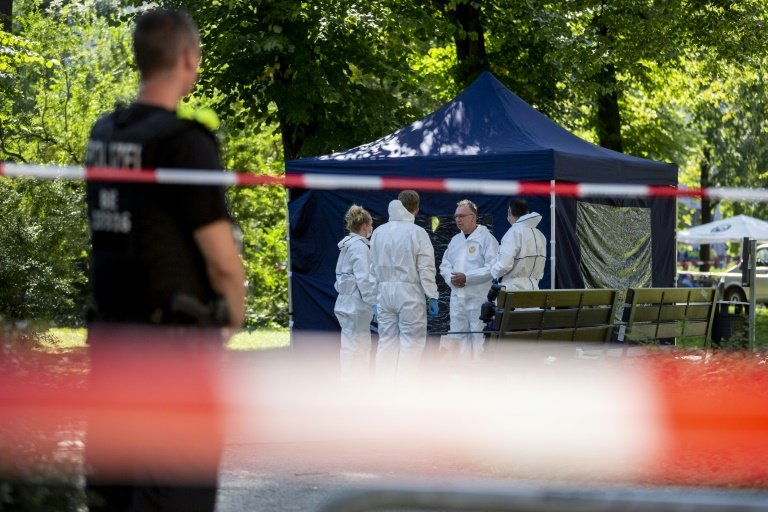 German Prosecutors Suspect Russia Connection to Georgian Killing in Berlin
