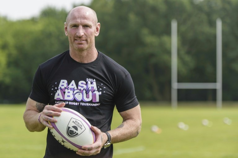L'ex-international Gareth Thomas
