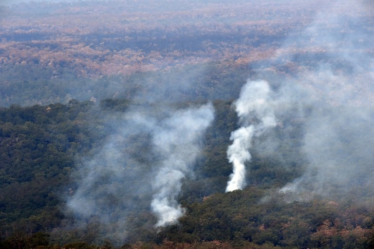 Australia declares state of emergency due to bushfires in the capital