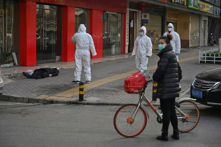 China's coronavirus death toll rises to 213, health officials say class=