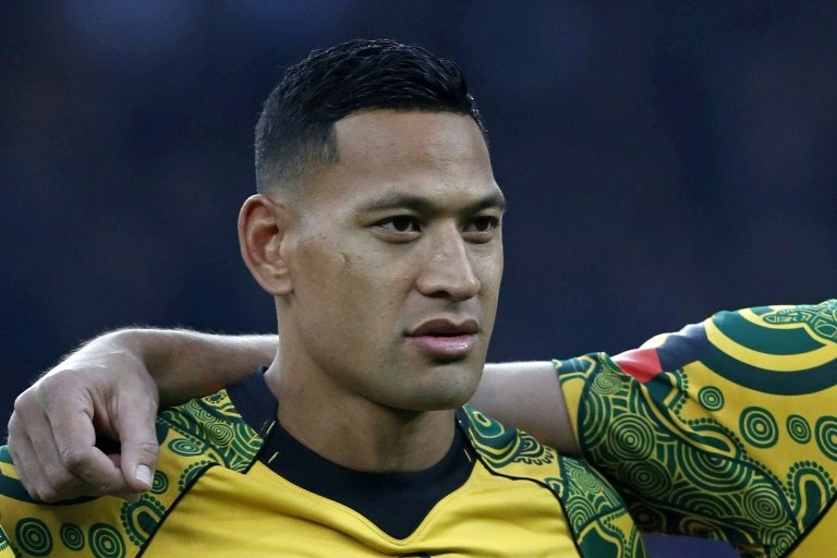 'On notice': Stunning new legal threat in Israel Folau saga