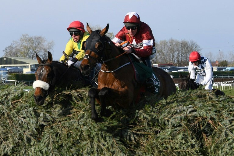 Tiger Roll gets top weight in bid for Grand National 3-peat