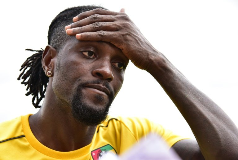 Free Agent Emmanuel Adebayor Closing In On Shock Move