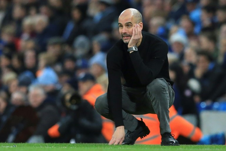 Pep Guardiola says he could be sacked if City lose against Madrid