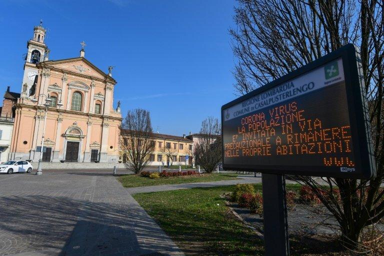 Trois décès et onze villes en quarantaine en Italie — Coronavirus