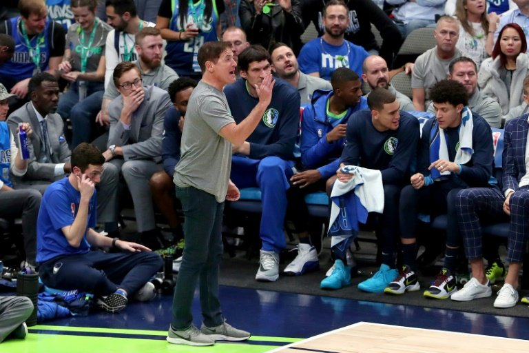 Mavs' Mark Cuban says bad officiating 'not a single game issue'
