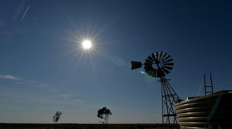 Australian summers now twice as long as winters