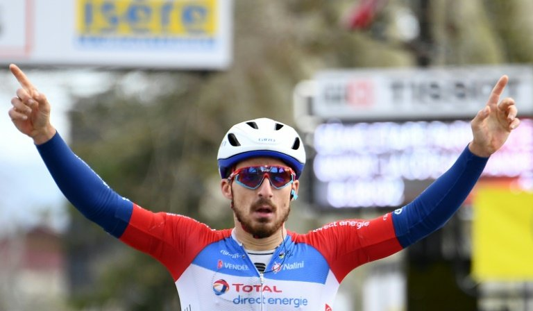 Paris-Nice : l'Italien Bonifazio vainqueur de la 5e étape