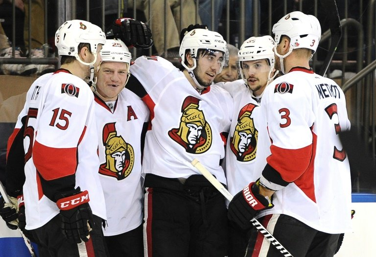 2nd Senators player tests positive for COVID-19