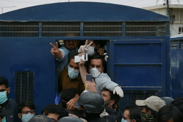 Doctors in Pakistan Beaten, Arrested for Demanding Protective Gear to Fight Coronavirus