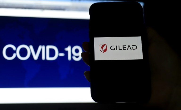 Gilead shares surge on report of drug's success on COVID-19