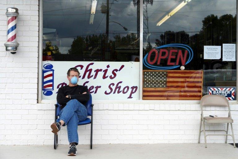 Trump says U.S. state of Georgia loosening coronavirus curbs too soon