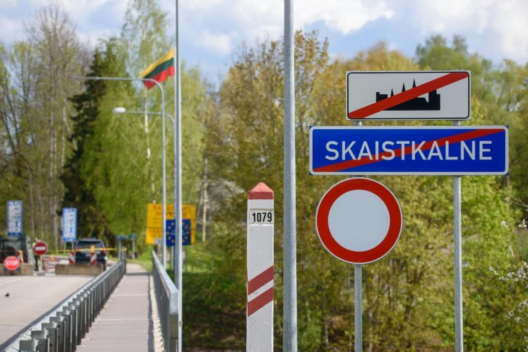 Baltic bubble' residents now free to travel