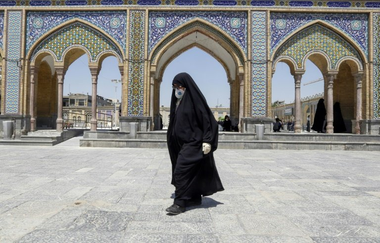 Iran reopens major Shiite shrines after 2-month closure over coronavirus outbreak