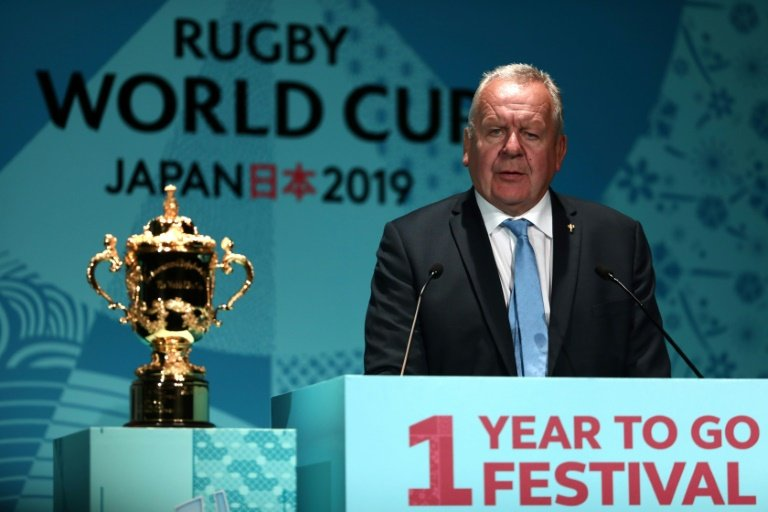 Laporte confirme, aucune Coupe du monde de rugby bis en 2021