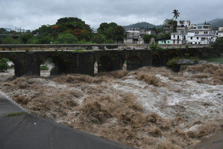 Tempête Amanda : 26 morts en Amérique centrale (afp)