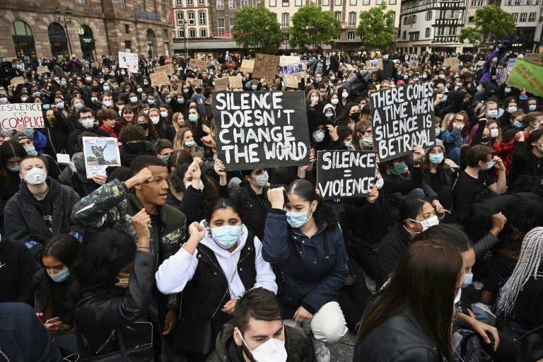Paris bans protest planned outside US Embassy — George Floyd death