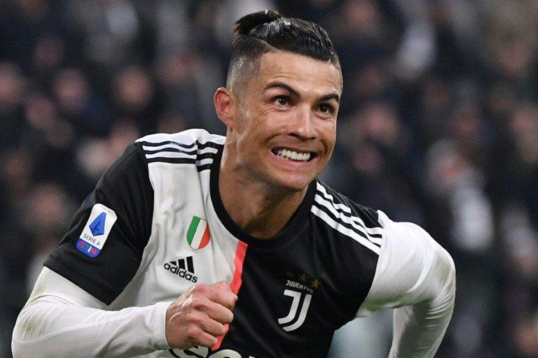Cristiano Ronaldo entre à nouveau dans l'histoire — Juventus
