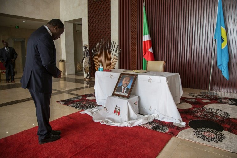Following Nkurunziza's death: Burundi cabinet meets on way forward after president's death