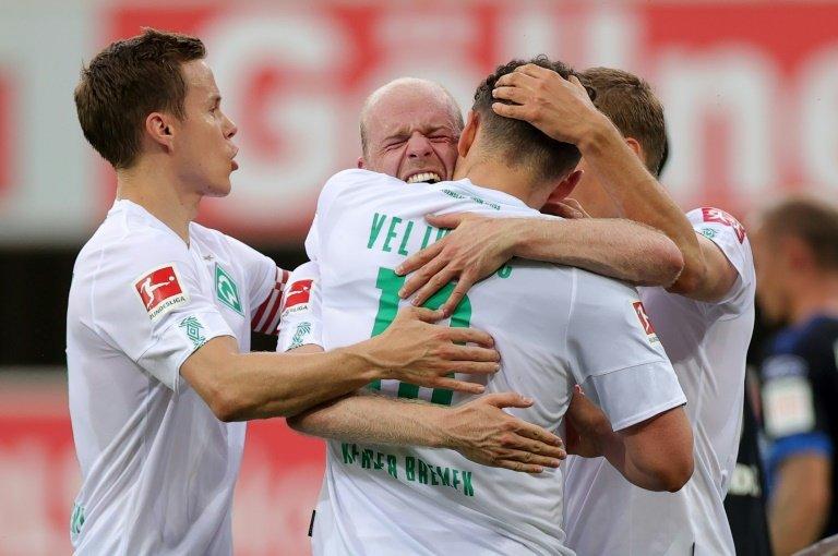 Le Bayern Munich sacré champion d'Allemagne pour la 8è fois consécutive — Bundesliga
