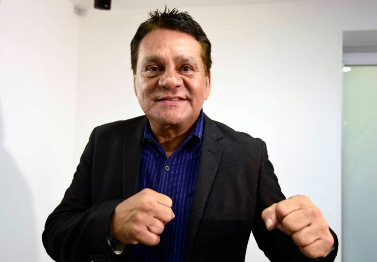 Former boxing champ Roberto 'Hands of Stone' Duran infected with COVID-19