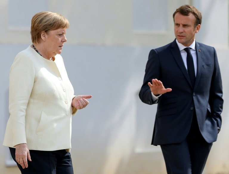 'Moment of truth': Macron wants European Union  recovery fund agreement in July