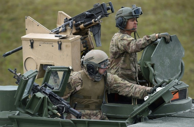 Donald Trump approves plan to shift US troops from Germany