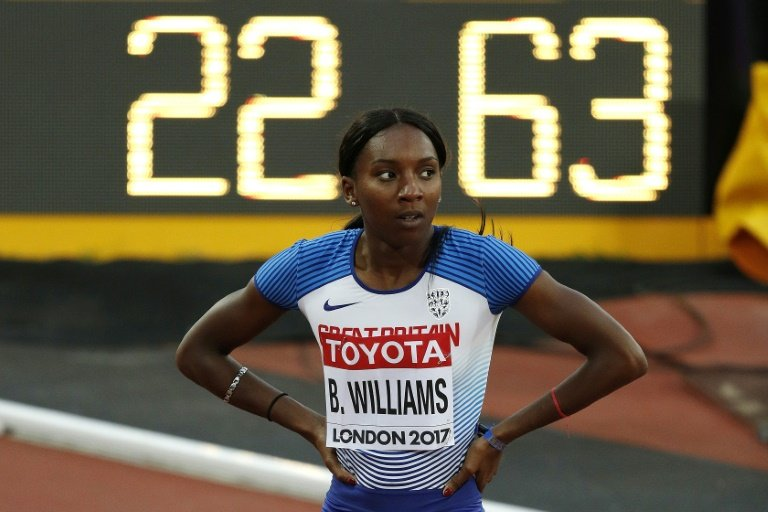 Sprinter Bianca Williams accuses London cops of racial profiling
