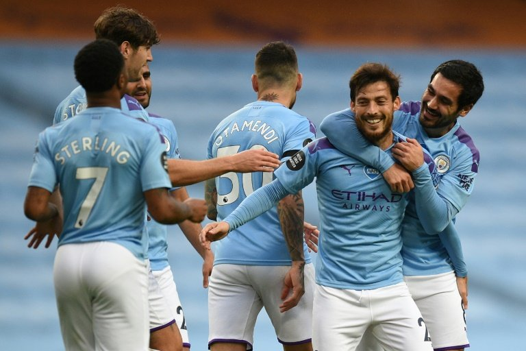 Manchester City corrige Newcastle et conforte sa place de dauphin