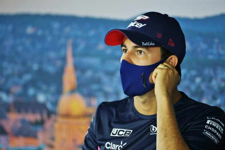 Sergio Perez tests positive for coronavirus and misses British GP