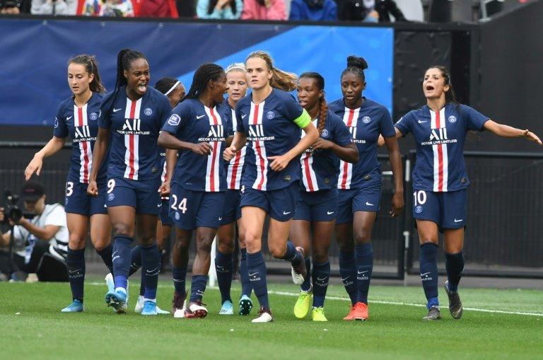 Une finale OL-PSG chez les dames