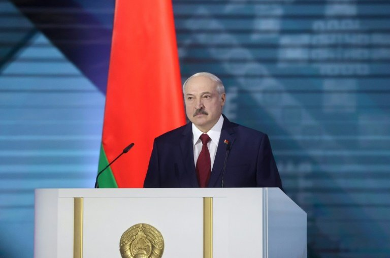 Belarus opposition rejects 'rigged' election results
