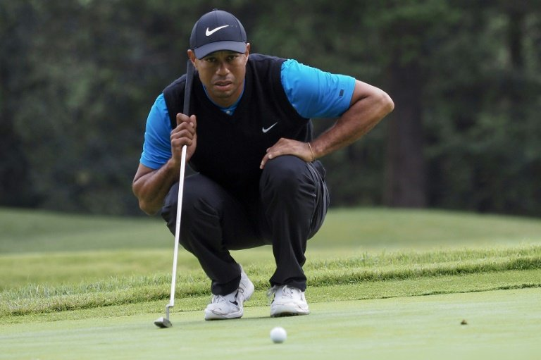 Tiger Woods jealous as son Charlie Woods dominates junior event