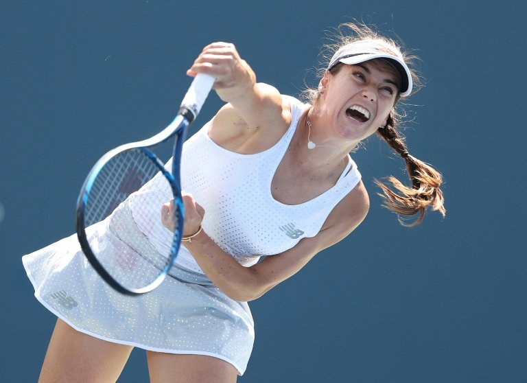 Jo Konta out of US Open after Sorana Cirstea upset