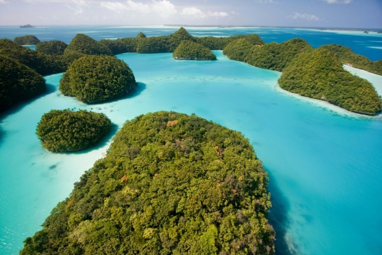 Palau Provides Pentagon With Green Light for US Military Base Construction