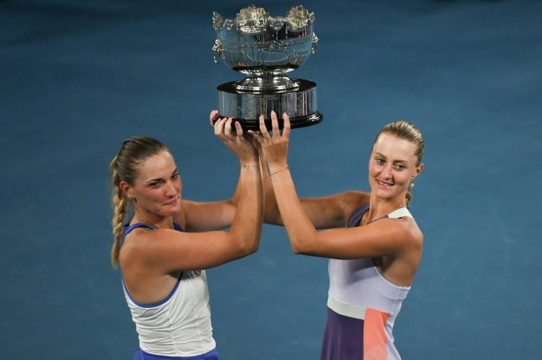 US Open: Mladenovic-Babos pair withdrawn from doubles
