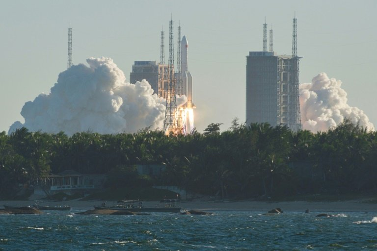 International Space Station makes manoeuvre to avoid collision with space debris
