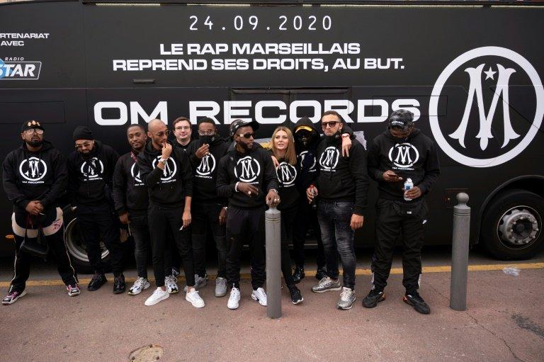 Ligue 1 - L'OM lance son label de musique