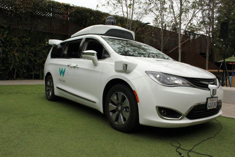 Waymo Goes Public With Self-Driving Ride Service