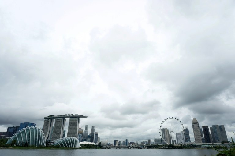 Singapore's Economy Contracted at Slower Pace in Third Quarter