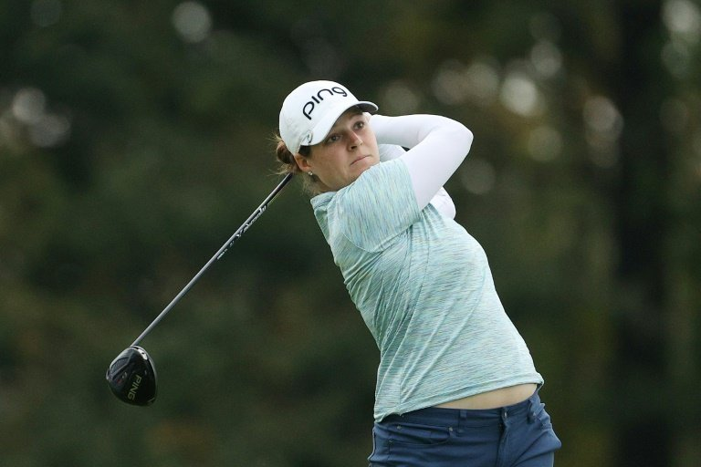 Bianca Pagdanganan zooms to second halfway in LPGA Drive On-Reynolds