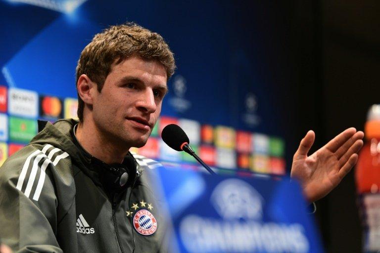 Pour Thomas Müller, la Ligue des champions est la compétition du Bayern